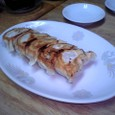 焼き餃子 (¥250)