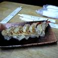 おどり餃子 (¥600)
