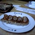 カレー餃子 (¥350)