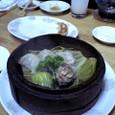 蒸し餃子 (¥400)