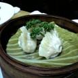 フカヒレ餃子 (¥600)